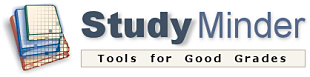 StudyMinder Software - Tools for Good Grades